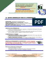 Guia 8, Formularios Para Un Sistema de Informacion Para Mantenimiento