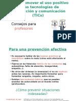 El Uso Positivo de Las Tecnologias TrenDigital Consejos Para Profesores
