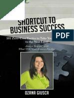 Ozana Giusca - Shortcut to Business Success - Email