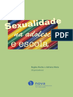 Sexualidade Adolescencia Escola