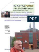 NA DZISIAJ NA TYLE PDO339 Moralia von Stefan Kosiewski ZECh CANTO DCCXXXI
