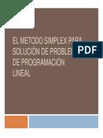 Sesion 7 Metodo Simplex Victor Guevara