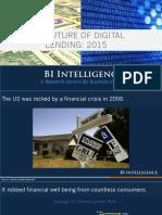 Business Insider Future of Digital Lending 2015 Free