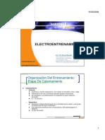 3 - Electroentrenamiento