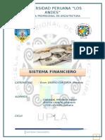Monografia Sistema Finanxiero