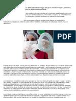 CONTENIDO -Anestésicos Inhalatorios - Apuntes de Electromedicina Xavier Pardell