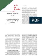 O Destino Do Homem - Escatologia de J.wesley