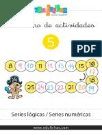Cuaderno Series Numericas Logicas