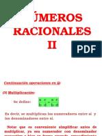 Numeros Racionales II