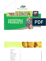 Exportable Non-oil Products