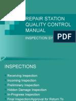 FAR 145 Inspection System