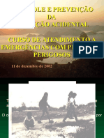 Controle e Prevenção Da Poluição Acidental - Laminas