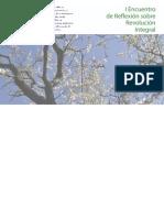 I Encuentro de reflexion sobre Revolucion Integral. Varios autores.pdf