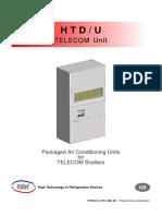 3. Internal Shelter Units HTD