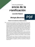 Lección 9 Biología (Bacterias)