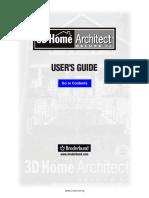 Guia de Uso 3D Home Architect