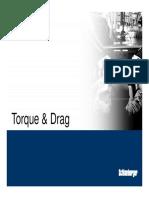 Drilling Torque & Drag