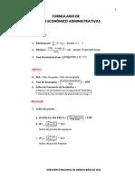 Formulario CEA 2015