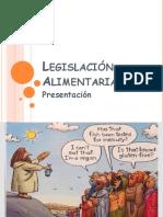 normalización y legislación alimentaria.Presentación..pdf