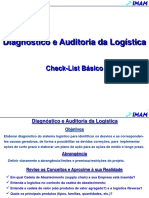 Auditoria Logística IMAM
