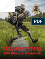 Philmont 2016 Treks Book