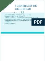2. Medidas Generales de Salud y Seguridad