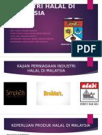 Industri Halal Di Malaysia