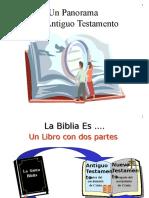 Un Panorama Del Antiguo Testamento ppt.pptx
