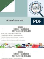 Modulo 1.  Función y valor de la investigación de mercados.pdf