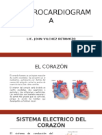 Electrocardiograma Segunda Clase