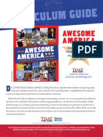 Time for Kids Awesome America Curriculum Guide