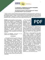 2015_CBCS_Erodibilidade Em Latossolo e Argissolo Em Áreas Manejadas Mecanicamente de Eucalipto