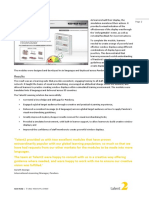 Learning - Pandora Visual Merchandising