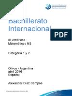 Cuadernillo Matemáticas NS. Argentina  (1)