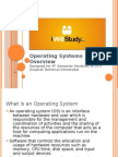 Operating Systems Overview