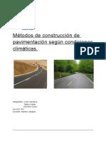 Métodos de Construcción de Pavimentación Según Condiciones Climáticas (1)