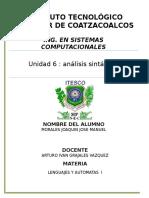 Reporte Unidad 6