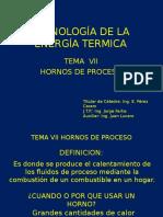 Hornos 2010