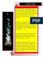 Reflexión PDF