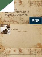 Estructura de La Sociedad Colonial2