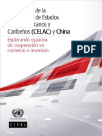 Celac y China 2014