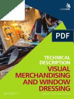 Visual Merchandising Window Dressing
