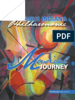 2015-16 Philharmonic Concert Program