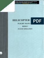 Mil Mi 171 Flight Manual Book 1.Stamped
