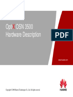 8 OptiX OSN 3500 Hardware Description ISSUE 1.30