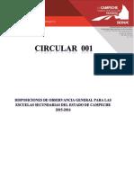 Circular 001 2015-2016 Pf-secun