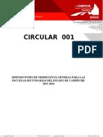 Circular 001 2015-2016 Pf-secundarias