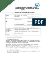 Af-001 Informe de prefactibilidad Nuevo Amanecer