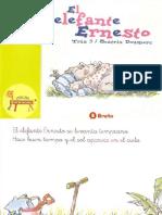 El Zoo de Las Letras. El Elefante Ernesto. 0