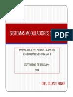 1. Sistemas Moduladores Difusos